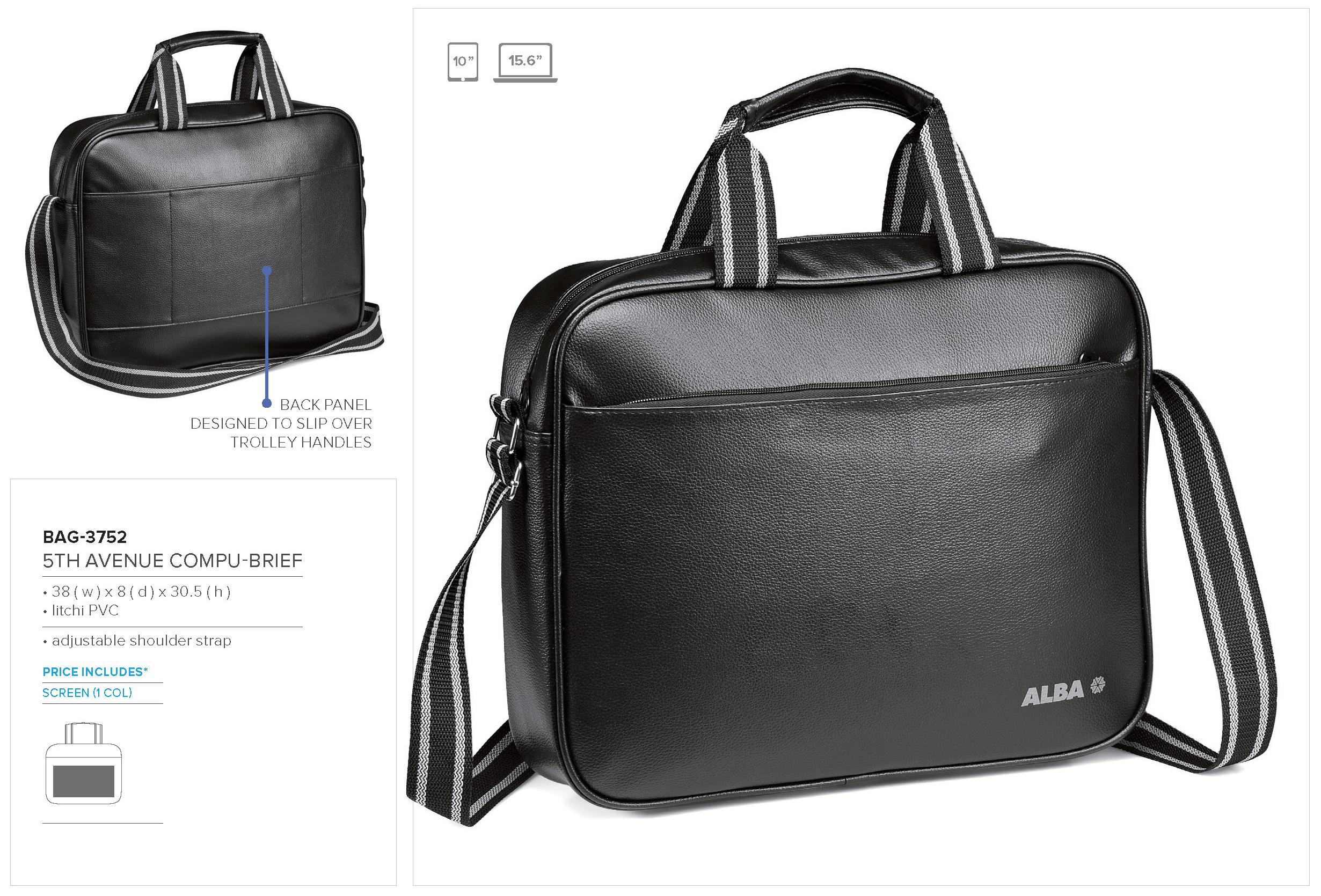 5th Avenue Compu-Brief | BAG-3752